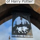 Visit the Wizarding World of Harry Potter!