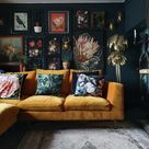 Sofa Inspiration, Vintage Look