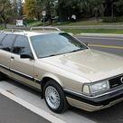 Well Kept 20V/5 Speed 1991 Audi 200 Quattro Avant