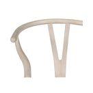 Wishbone Counter Stool - White Coastal Oak