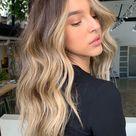 Best Bayalage Blonde Shades & Highlights for Brunette Girls