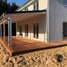 Carport, Vordach, Terrasse oder Gartenhaus   Contract Vario