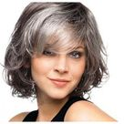 grey hair styles for women over 50 long
