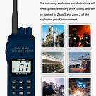 Chiyang CY-VH05 Waterproof And Explosion-proof Walkie-talkie Marine Handheld Handset with CCS