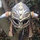 Cosplay Helmet For Honor Cosplay Mask Viking Warrior For | Etsy