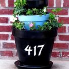 Tiered Terracotta Planter For Spring and Summer