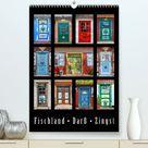 Türen - Meisterwerke aus Fischland, Darß und Zingst (Premium, hochwertiger DIN A2 Wandkalender 2022, Kunstdruck in Hochglanz) - A2