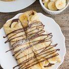 Einfaches Pfannkuchen Rezept - Grundteig und alternative Zutaten