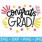 Congrats Grad! - Personal