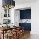 An Edwardian building housing a crisply tailored yet jewel-like flat