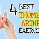 Thumb pain relief in hindi | Thumb arthritis treatment exercises