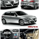 2004 Alfa Romeo 147 5door   Dailyrevs
