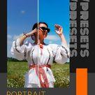 PORTRAIT Mobile Lightroom Presets lightroom presets download free mobile