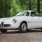1960 Alfa Romeo Giulietta SZ / Sold / Kidston SA