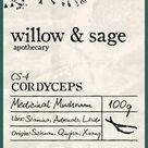 Cordyceps Mushroom 50gm