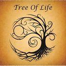 Baum des Lebens Svg, Liebe Baum, Baum schneiden Datei, Baum-Silhouette, Baum Illustration, Baum Clipart, Vektor-Baum, Baum des Lebens digitaler download