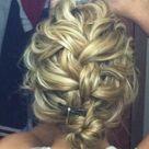 Curly Hair Braids
