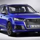 2017 Audi SQ7 TDI Color Sepang Blue   Front