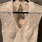 Melissa Sweet Davids bridal wedding dress Beautiful cream colored wedding dress Dresses Wedding