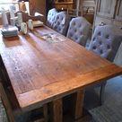 Table De Ferme Xviii
