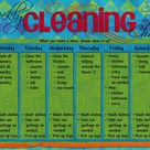 Weekly Cleaning
