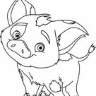 59 Moana Coloring Pages (November 2020)...Maui Coloring Pages too...