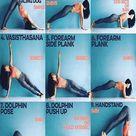 How yoga poses can strengthen your arms?