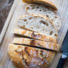 5 Minuten Brot   das einfachste Brotrezept der Welt   Mann backt