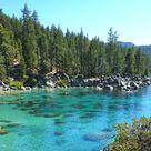 Lake Tahoe's Secret Cove - A Hidden Gem
