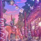 Lon Lon Ranch by AnandahJanae on DeviantArt