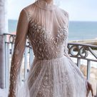 "Daria Karlozi 2021 Wedding Dresses — ""Sunlight"" Bridal Collection   Wedding Inspirasi"