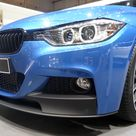 2013 Geneva F31 BMW 3 Series Touring with accessories from BMW M Performance