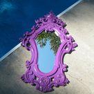 Purple Mirror