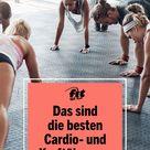 Workout ohne Geräte: Die besten Cardio- und Kraftübungen für zu Hause