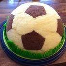 Fußball Charlotte mit Maulwurfkuchen - Füllung von Zaubermaus1982   Chefkoch