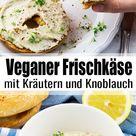 Veganer Cashew Frischkäse | Vegan Heaven