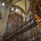 10 inch Photo. Metropolitan Cathedral Pipe Organs