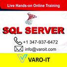SQL Server Online Training - Varo-IT