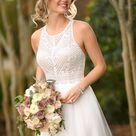 Boho Brautkleid mit graphischer Spitze - Stella York Wedding Dresses