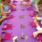 Princess Themed Birthday Party