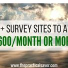 25 Easy Best Paid Survey Sites For Money Up To 2 000 Now