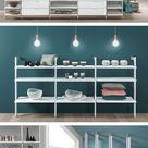 Wohnzimmer-Regal CLOS-IT