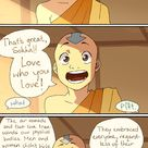 He's a little confused but he's got the spirit   Avatar The Last Airbender / The Legend of Korra