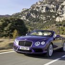 2013 Bentley Continental GTC V8 Convertible