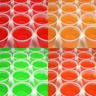 Making Jello Shots