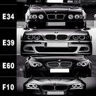 BMW 5 series generation