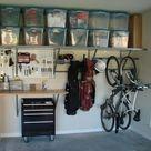 Idée rangement pour garage et atelier