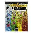 Four Seasons Coloring Book