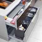 Un rangement optimisé avec les organiseurs de cuisine