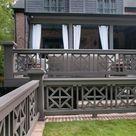 20 Design Ideas for Wooden Fences